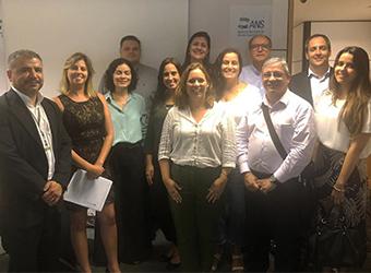 Comissão de Saúde - Reunião CPS na ANS - 08 03 2019